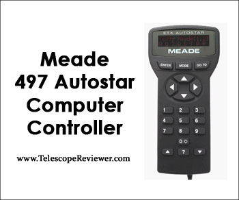 Meade 497 Autostar Computer Controller for ETX Telescopes