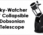 Sky Watcher 8 Inch Dobsonian Telescope Review