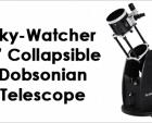 Sky Watcher 8 Inch Dobsonian Telescope Review