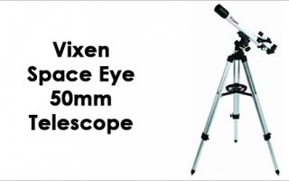 Vixen Space Eye 50mm Telescope 32751