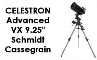 Celestron 9.25 Nexstar Evolution Telescope Review