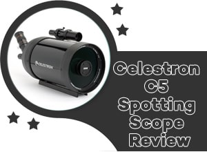 Celetron c5 Spotting Scope