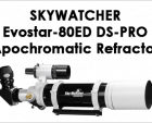 Skywatcher Evostar 80ED Pro Telescope Review