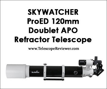 Sky-Watcher ProED 120mm Refractor Telescope