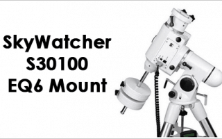 SkyWatcher S30100 EQ6 Mount