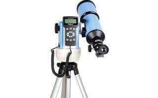 IOptron 9802 SmartStar-R80 GPS Telescope