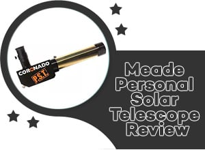 Meade personal Solar Telescope