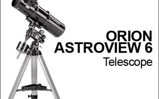 Orion 9827 Astroview 6 Telescope Review