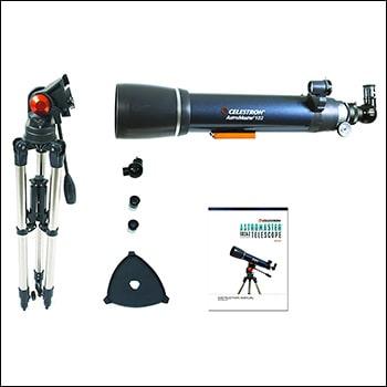 celestron astro master telescope