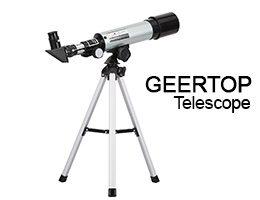 Geertop 90X Telescope Review