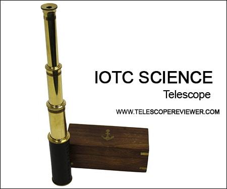 iotc science telescope