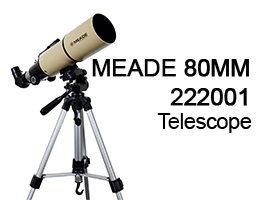 Meade Instruments 80mm Adventure Scope Review