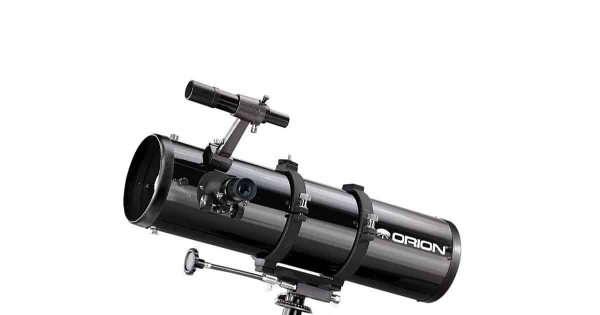 Orion SpaceProbe 130ST EQ Telescope Review - Recommended Scope