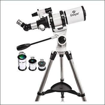 Gskyer Telescope 80mm AZ