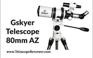 Gskyer Telescope 80mm AZ Review
