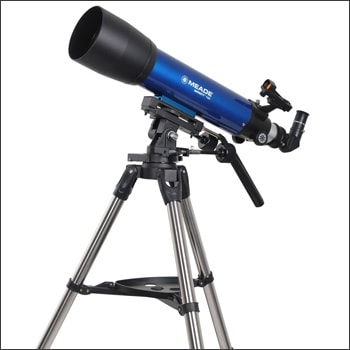Meade Infinity 102mm Altazimuth Refractor Telescope