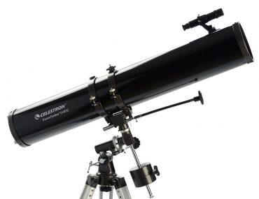 Celestron 21045 114mm Equatorial EQ Telescope