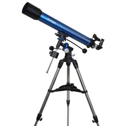 Meade Instruments Polaris 90 EQ Refractor Telescope